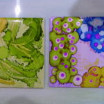 Learn Fluid Pouring Cell Painting
