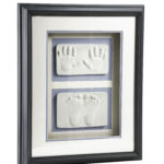 New Born Baby Hand and Foot Casting