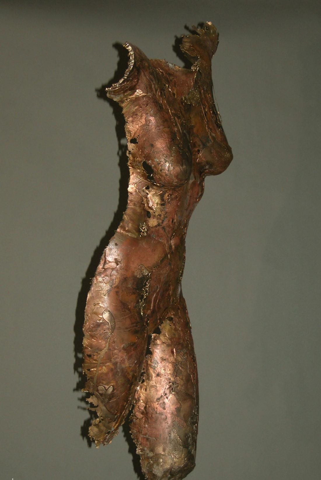 Guardian Bronze casting