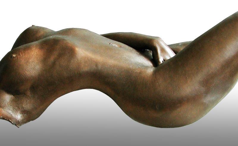 nude bronze Casting LCSA